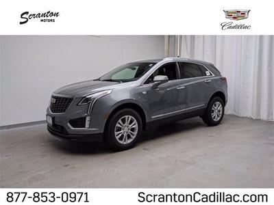 new 2021 Cadillac XT5 car, priced at $46,990