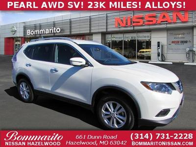used 2016 Nissan Rogue car, priced at $17,495