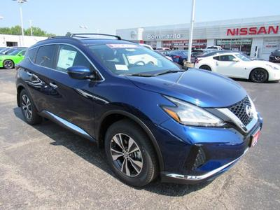 new 2019 Nissan Murano car, priced at $25,925
