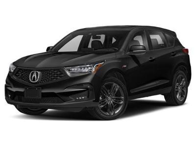 new 2021 Acura RDX car, priced at $47,125