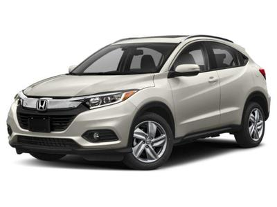 new 2020 Honda HR-V car