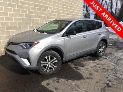 used 2017 Toyota RAV4 car, priced at $18,999