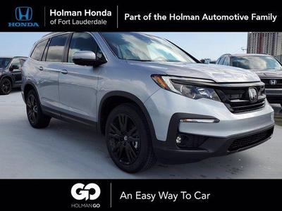 new 2021 Honda Pilot car, priced at $38,725