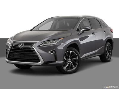 new 2019 Lexus RX 350 car