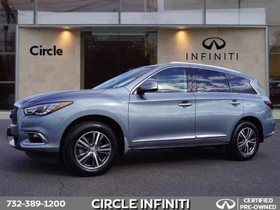 used 2018 INFINITI QX60 car, priced at $30,875