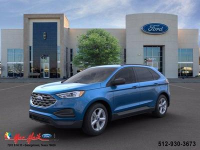 new 2020 Ford Edge car, priced at $26,738