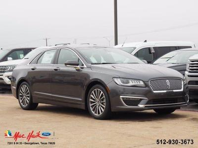 new 2020 Lincoln MKZ car, priced at $31,925