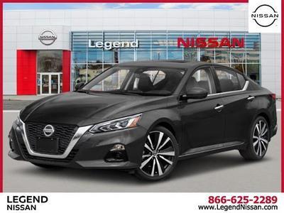new 2021 Nissan Altima car