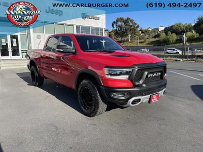 used 2019 Ram 1500 car, priced at $47,419