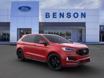 new 2020 Ford Edge car, priced at $42,000