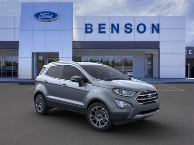 new 2020 Ford EcoSport car, priced at $20,750