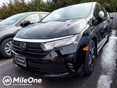 new 2022 Honda Odyssey car