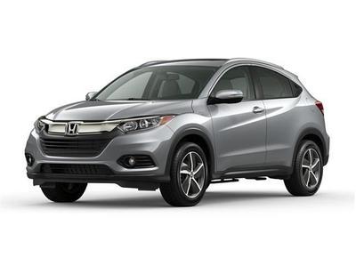 new 2021 Honda HR-V car, priced at $28,835