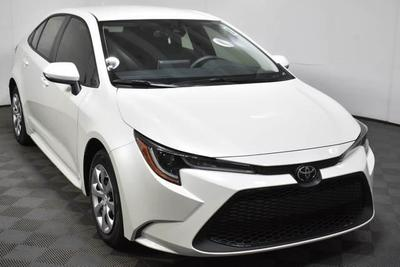 new 2021 Toyota Corolla car, priced at $19,361