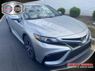 new 2021 Toyota Camry car, priced at $25,491