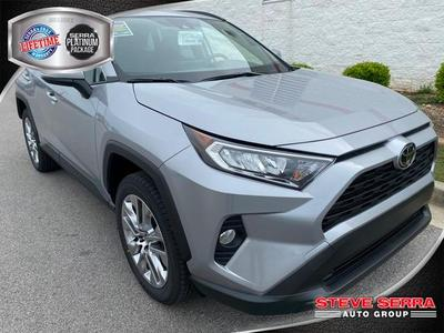 new 2020 Toyota RAV4 car