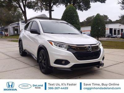 new 2021 Honda HR-V car, priced at $24,700