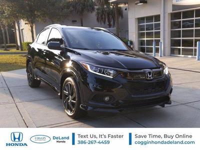 new 2021 Honda HR-V car, priced at $24,326