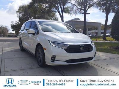 new 2021 Honda Odyssey car, priced at $34,562