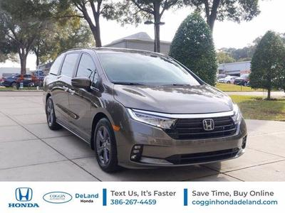 new 2022 Honda Odyssey car, priced at $34,843