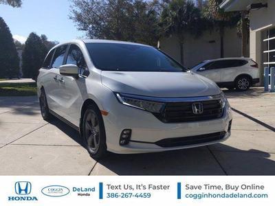 new 2022 Honda Odyssey car, priced at $34,843
