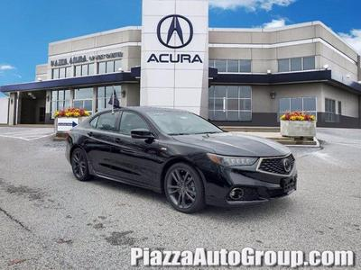 used 2018 Acura TLX car, priced at $28,499