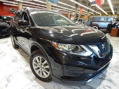 used 2018 Nissan Rogue car, priced at $14,500