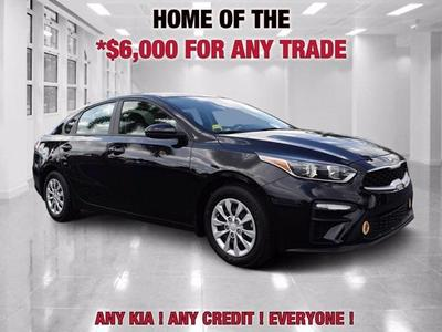 new 2020 Kia Forte car, priced at $17,860