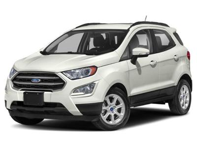 new 2020 Ford EcoSport car