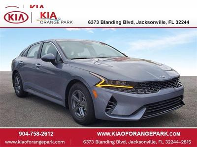 new 2021 Kia K5 car, priced at $22,669