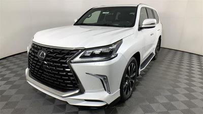 new 2021 Lexus LX 570 car, priced at $107,051