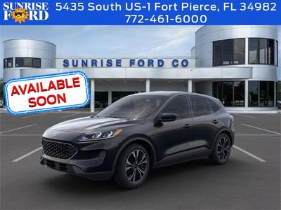 new 2021 Ford Escape car, priced at $28,980