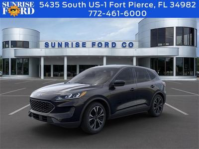 new 2021 Ford Escape car, priced at $29,499