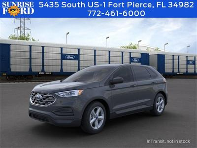 new 2021 Ford Edge car, priced at $30,345