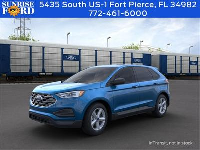 new 2021 Ford Edge car, priced at $30,245