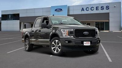 new 2020 Ford F-150 car, priced at $39,195