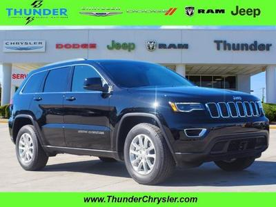 new 2021 Jeep Grand Cherokee car, priced at $34,415