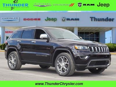 new 2021 Jeep Grand Cherokee car, priced at $38,952