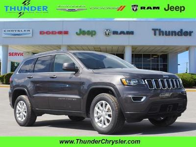 new 2021 Jeep Grand Cherokee car, priced at $35,367