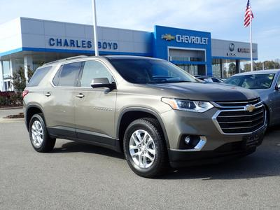 used 2020 Chevrolet Traverse car, priced at $34,995