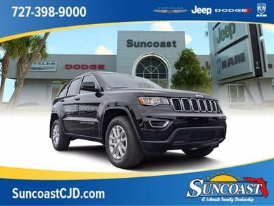 new 2021 Jeep Grand Cherokee car, priced at $35,397