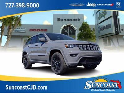 new 2021 Jeep Grand Cherokee car, priced at $40,290