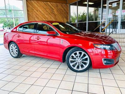 used 2011 Lincoln MKS car, priced at $10,726