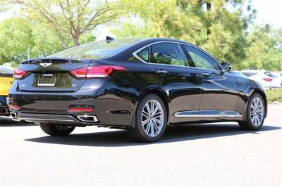 new 2019 Genesis G80 car, priced at $40,800