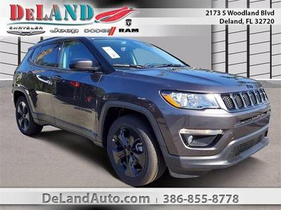 new 2021 Jeep Compass car, priced at $21,001