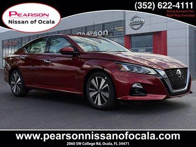 new 2021 Nissan Altima car, priced at $28,182