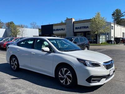 used 2020 Subaru Legacy car, priced at $25,000