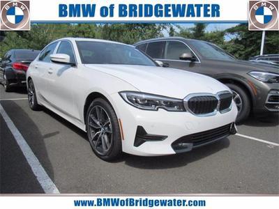 new 2020 BMW 330 car