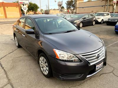 used 2014 Nissan Sentra car, priced at $8,550