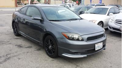 used 2008 Scion tC car, priced at $6,850